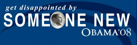 Obama \'08!