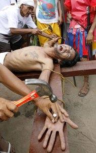 autocrucifixion